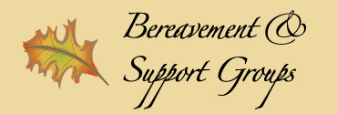 bereavement and support bucket